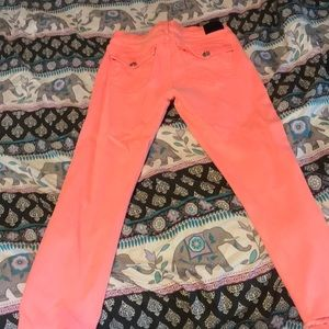 Pink true religion jeans